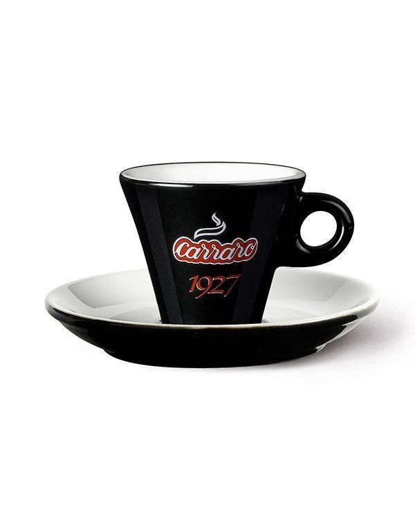 Black Espresso Cup