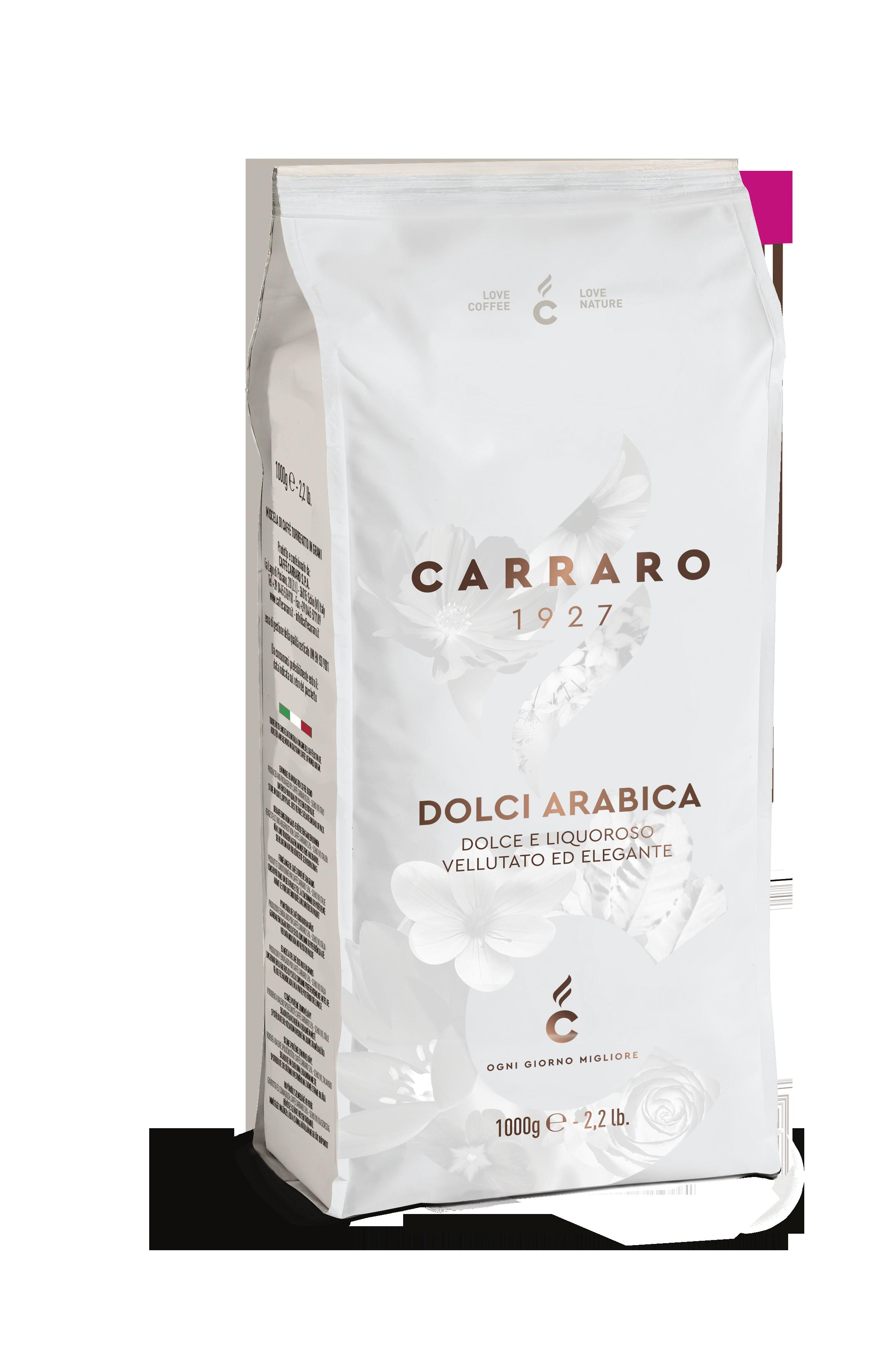 Carraro_1000g_horeca premium_dolci arabica