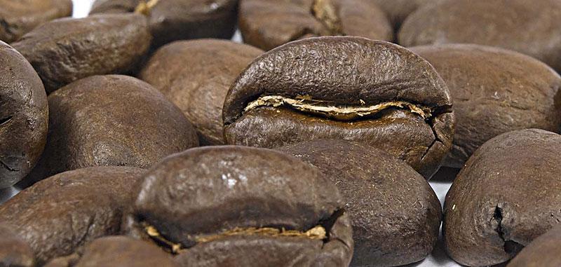 KÁVA CARRARO - Pražení kávy